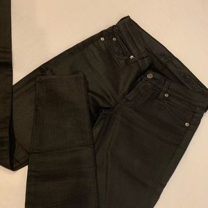7 Mid-Rise Skinny Jeans